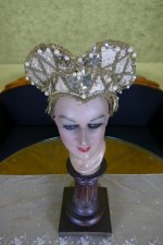 11 antique head dress 1920