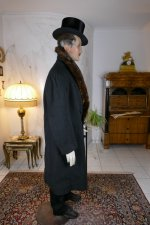 20 antique mens coat Herman Hoffmann 1925