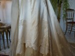 29 antique evening dress WORTH 1898