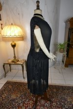 26 antique evening dress 1924