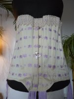 3 antique corset 1914