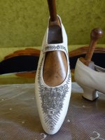 18 antique wedding shoes 1908