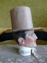 18 antique top Hat 1845