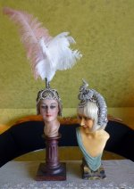 90 antique headpiece 1920