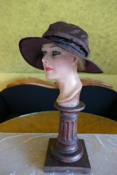 antique Hat 1928