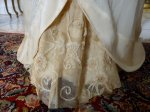 6 antique wedding gown