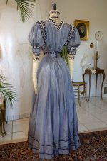 35 antique gown