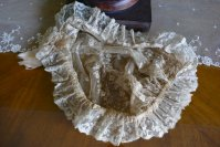 9 antique boudoir bonnet 1920