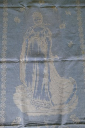antique towel 1910