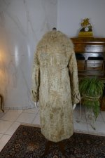 18 antique coat Hickson Paris 1920s