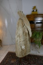 22 antique coat Hickson Paris 1920s