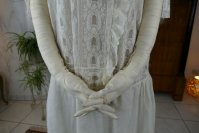 4 antique tea gown 1926