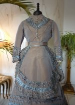 4 antique dress 1877