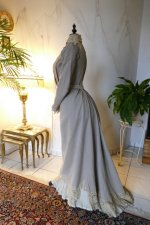 14 antique dress Redfern 1901