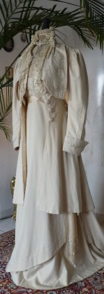 Art Noveau Dress, Art Nouveau Gown, antique gown, antique dress, Dress 1910, gown 1910, antique evening gown, antique afternoon dress, abito antico, antique reception dress, antique dinner dress, antique dinner gown, antique gala gown, antique gala dress, antique coat, antique jacket