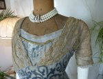 5 antique Ball gown 1909