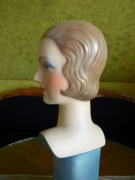 13 antique shop display mannequin 1927