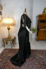 39 antique dinner dress Hamburg 1906
