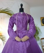 3 antique dress 1865
