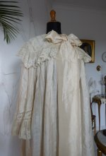 3 antique Peignoir 1895