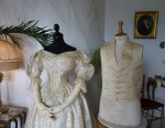 5 antique wedding ensemble 1835