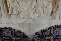 46 antique ALTMANN Battenburg lace dress 1904