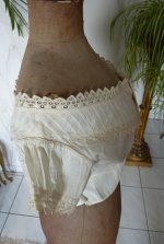 10 antique corset cover 1860