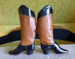 11 antique ridding boots 1890