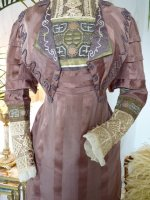 7 antique gown
