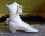 10 antique wedding shoes 1875