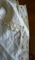 21 antique corset cover 1860