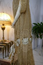 19 antique Drecoll Negligee 1912