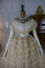 2b antique ball gown 1864