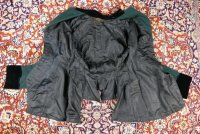19 antique riding bodice 1890