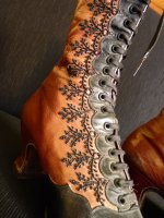 antique shoes, victorian shoes, shoes 1900, shoes 1895, antique dress, 1900, antique gown, shoes Vienna
