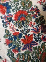 21 antique Paisley shawl 1815