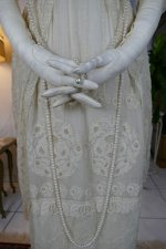 6 antique dress Havet Agnes 1912
