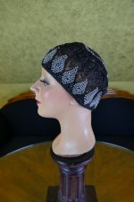 8 antique gage brothers cloche 1920s