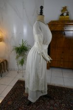 23 antique summer dress 1907