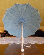 6 antique parasol 1925