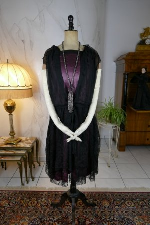 antique party dress 1925