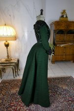 23 antique reception gown 1896