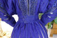 26 antique afternoon dress 1906