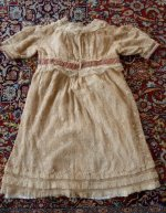29 antique girls dress 1905