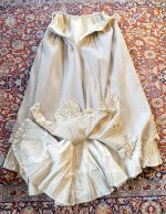 46 antique dress Redfern 1901