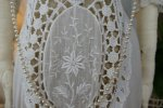 6 antique irish crochet dress 1904