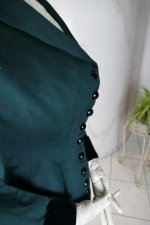 14 antique riding bodice 1890