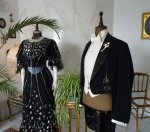 5 antique ball dresses