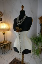 7 antique corset 1895