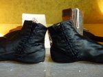 15 antique romantic period boots 1930